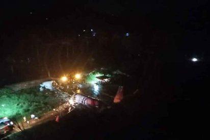 Se estrella un avión de Air India Express con 190 pasajero: al menos once muertos y 50 heridos