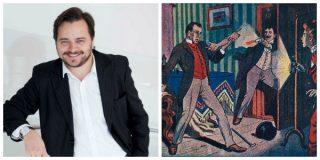 Entrevista a David Felipe Arranz, el periodista que rescató los 'archivos secretos de Sherlock Holmes'
