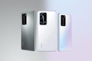Diferencias entre el Huawei P40, el Pro y el P 40  Pro +