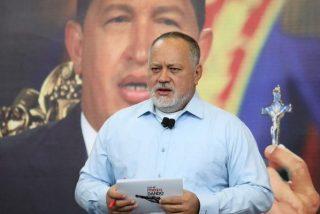 Diosdado Cabello 'resucita' con otra voz tras un mes desaparecido por el coronavirus