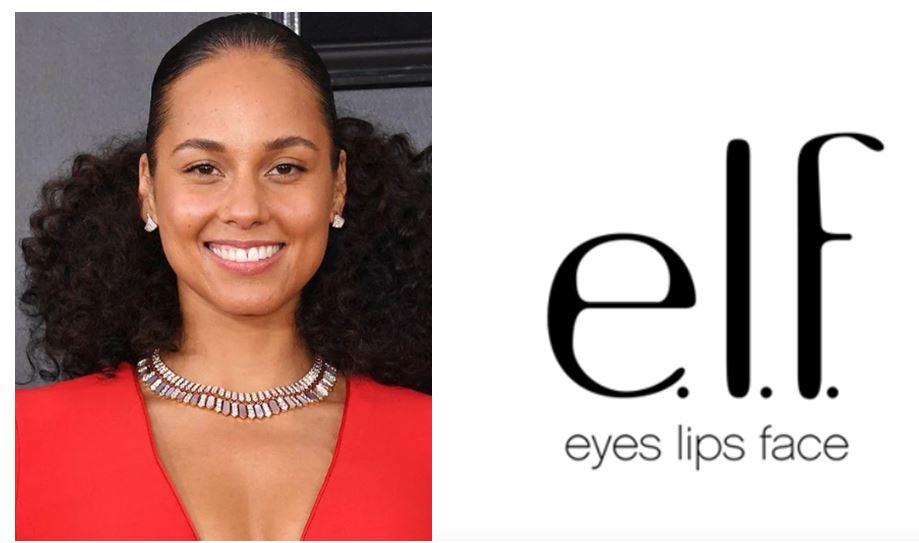 Alicia Keys se une a Elf Cosmetics
