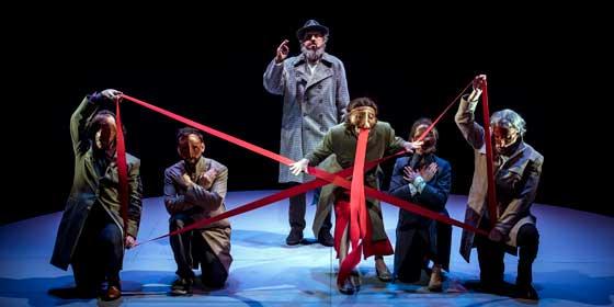 Els Joglars vuelve a los Teatros del Canal con 'Señor Ruiseñor'