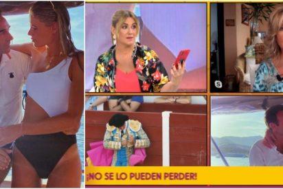 Enrique Ponce borra todas sus fotos con Ana Soria: ¡Ni rastro de su polémico amor!