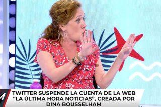 Fallarás pide en Cuatro que echen de Twitter a Ussía, Seguí, Negre y Tertsch; y la ponen de borracha para arriba