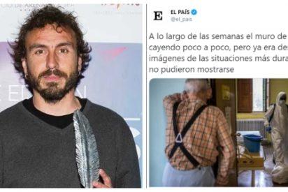 Caraduras sin fronteras: El País dice ahora que no le dejaron mostrar el horror de la pandemia y culpa a la censura
