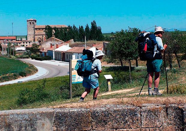 Frómista, la villa del milagro, un hito en el Camino de Santiago