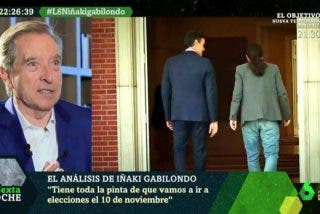 Indignación en Casa Real: Prisa usa a Gabilondo para lanzar a Pedro Sánchez como presidente de la República