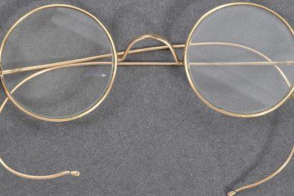 Las gafas de Gandhi son subastadas por 288.000 euros en Reino Unido