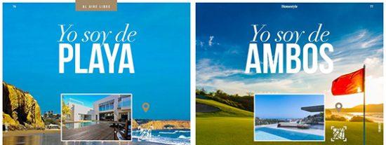 Encuentra tu casa ideal en Homestyle Digital, la revista digital de Gilmar