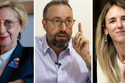 Los tres pesos pesados de la política que quedan 'libres' en un momento crucial para España