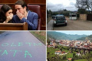 Los policías de la escolta de Iglesias y Montero les dejan en evidencia por la ausencia de riesgo familiar en sus vacaciones fallidas en Asturias