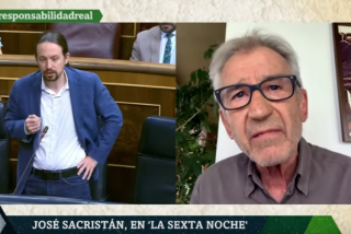 José Sacristán 'destrona' las exigencias republicanas de Pablo Iglesias