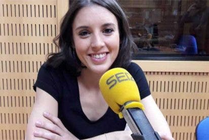 Irene Montero despotrica en la SER contra el rey Juan Carlos pero recula a la hora de acusar a Felipe VI