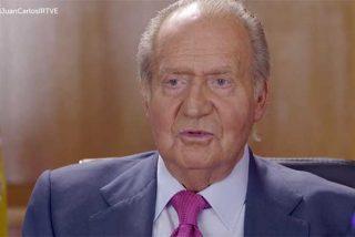 """La extrema-izquierda rabia con el documental de TVE sobre Don Juan Carlos porque recuerda su papel en la Transición: """"¡República ya!"""""""