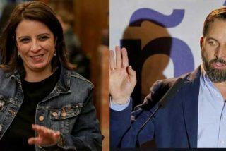 Twitter le saca la piel a tiras a Adriana Lastra por mofarse de la intención de Abascal de sondear a exdirigentes del PSOE para su moción a Sánchez
