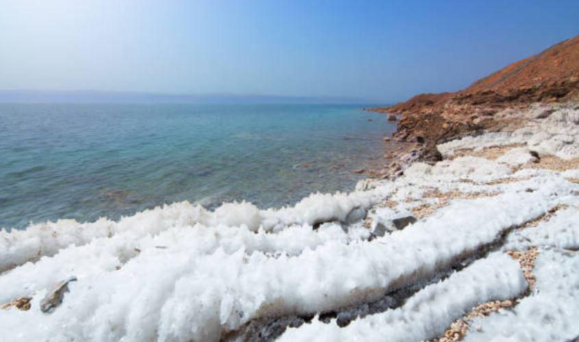 Mar Muerto beneficios