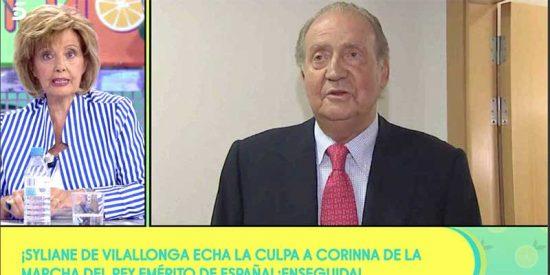 "María Teresa Campos se cepilla a Iglesias por decir que España está abocada a la república: ""Pablo, se te ha ido la olla"""