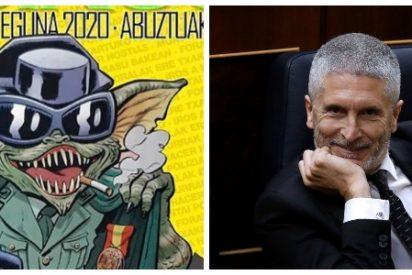 """Marlaska traiciona a la Guardia Civil y permite la """"humillación"""" a la Benemérita en Alsasua"""