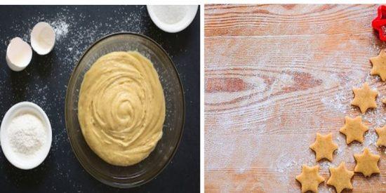 Masa de galletas: 3 recetas fáciles