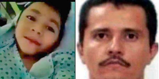 """Niño enfermo pide ayuda a """"El Mencho"""", jefe del """"Cártel de Jalisco"""", para ser operado de urgencia"""