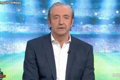 'El Chiringuito' de Pedrerol se olvida del fútbol y asegura que el rey Juan Carlos se irá a vivir a los Emiratos Árabes Unidos