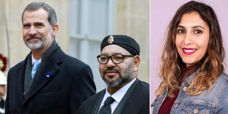 El vídeo que 'Dina-mita' a Bousselham: Así apoya al sátrapa Mohamed VI,  pese a exigir el fin de Felipe VI - Periodista Digital