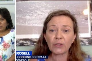 """Victoria Rosell se defiende en Antena3 con el manual del buen podemita: """"Yo soy la víctima en esto"""""""