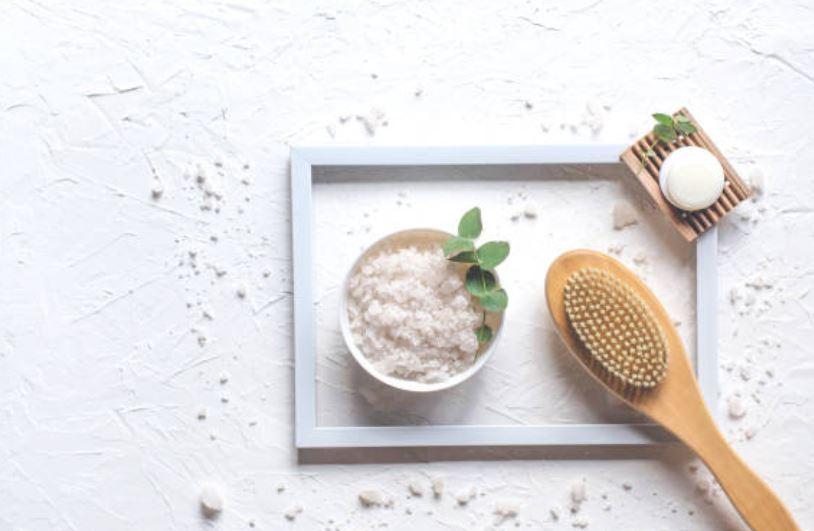 Sales del Mar Muerto beneficios para la piel