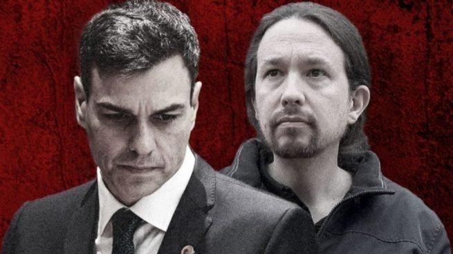 Podemos echa un pulso al PSOE: Iglesias veta a C's y arruina la estrategia de Sánchez para sacar los Presupuestos