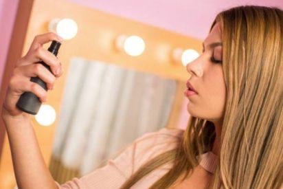 Mejores fijadores de maquillaje low cost