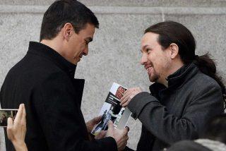 TVE paga sobresueldos millonarios ocultos a 150 'amiguetes' de Pedro Sánchez y Pablo Iglesias