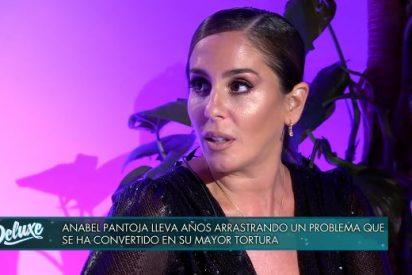 """Anabel Pantoja confiesa su adicción a las pastillas en 'Sálvame Deluxe': """"Necesito ayuda, sé que estoy poniendo en peligro mi vida"""""""