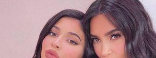 Kylie Jenner quiere que Kim Kardashian elimine de las redes una foto de su juventud en la que no parece ella