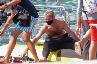 Fernando Simón bucea en Mallorca con Calleja mientras las oleadas del COVID-19 arrasan España
