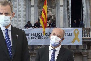 El Ministro de Justicia confiesa todo: el Gobierno vetó a Felipe VI para no crispar a los 'indepes'