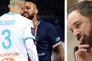 El Confidencial vincula a Álvaro González con VOX y casi culpa a Abascal por los supuestos insultos a Neymar