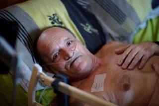 Facebook bloqueó la transmisión en vivo del francés que decidió mostrar como se dejaba morir por negararle la eutanasia