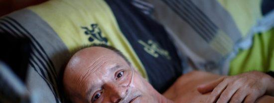 Facebook bloqueó la transmisión del francés que mostró como se dejaba morir por negarle la eutanasia