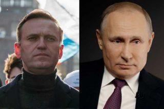 Putin dejará al menos 30 días en prisión a su principal opositor Alexei Navalny