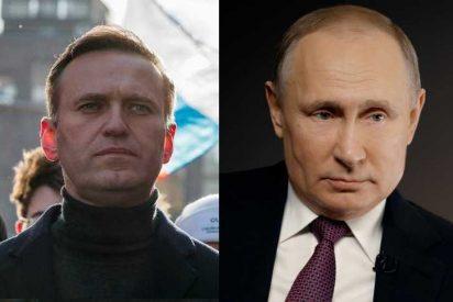 Alexei Navalny acusa directamente a Putin de su envenenamiento