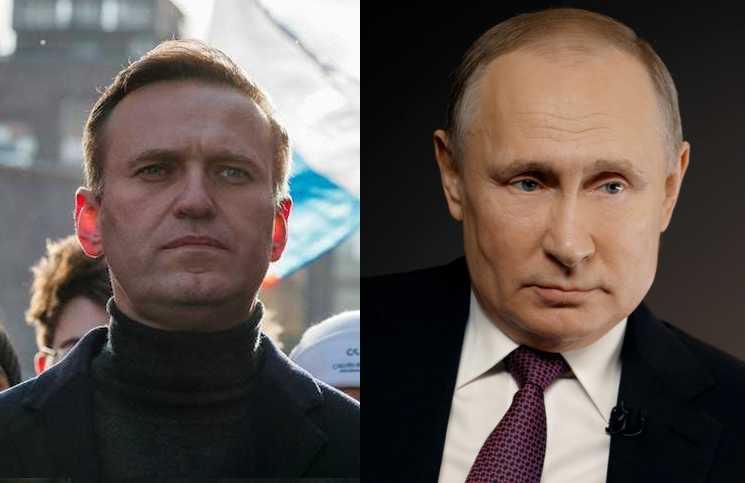 Putin mandará a la policía rusa a Alemania para 'interrogar' al opositor envenenado Alexei Navalny