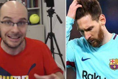 MisterChip sopapea a Messi por amenazar a los periodistas y además le mete un zasca con un vídeo revelador