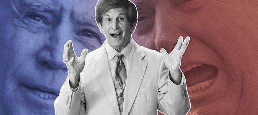 Allan J. Lichtman, el gurú que acertó el resultado de 8 de las últimas 9 elecciones, vaticina quién será el próximo presidente de EEUU