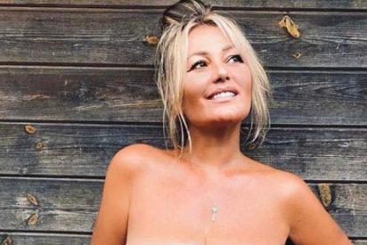 Escote de infarto y mensaje optimista: Amaia Montero dice adiós al verano con una sugerente imagen