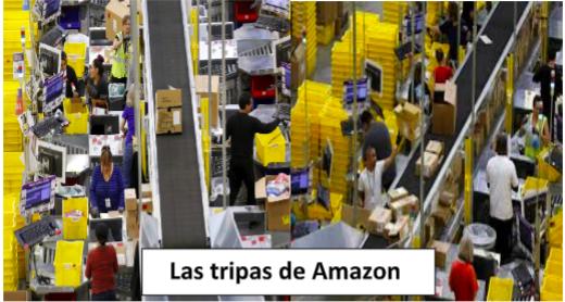 """Manuel del Rosal: """"Jeff Bezos (Amazon) ¿Cómo ejemplo?"""""""