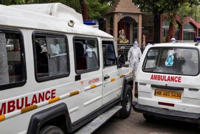 Una paciente de 19 años con COVID es violada por el conductor de la ambulancia antes de llegar a Urgencias