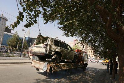 Atentado bomba contra el vicepresidente de Afganistán deja 10 fallecidos