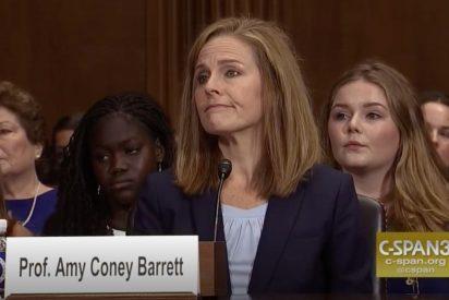 El Senado de EEUU aprueba a la jueza de Donald Trump para la Corte Suprema