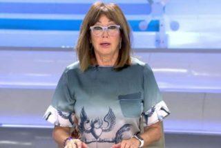 """Ana Rosa Quintana, destrozada como nunca en directo: """"¡No puedo escucharlo! ¡Es un psicópata!"""""""