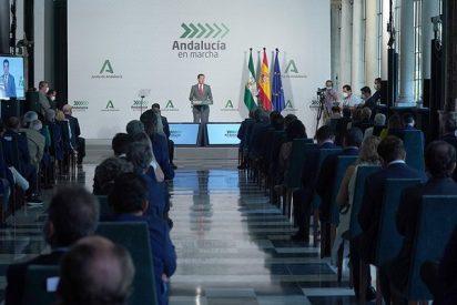 """""""Andalucía en Marcha"""" activará 3.450 millones de euros para impulsar la economía y generar empleo"""